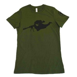 STEADY EDDIE RIFLEMAN Women's T-Shirt FRONT