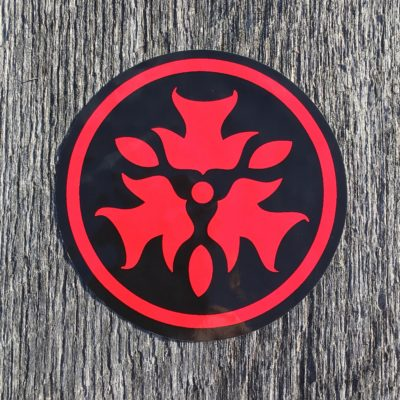 Stillwood Logo Sticker